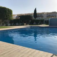 Apartment with 2 bedrooms in Monte Faro with wonderful mountain view shared pool terrace 1 km from the beach