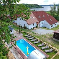 EDER- Penzion & Apartmány, отель в городе Горни-Плана