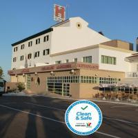 Hotel Brasa, hotel in Elvas