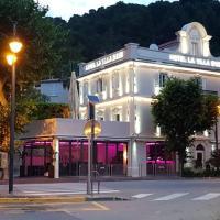 Hôtel La Villa d'Eze、エズのホテル