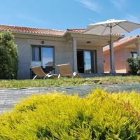 O Saramagal-Casa Nueva playa Area Brava - HIO, hotel en Hío