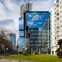 Holiday Inn Express Rotterdam - Central Station, an IHG Hotel, hotel in Rotterdam