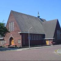 Hemels overnachten in een kerk nabij Amsterdam
