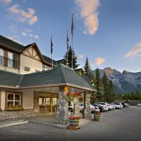 Coast Canmore Hotel & Conference Centre, hotel in Canmore