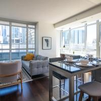 Upscale Condo In The Heart Of Downtown Toronto