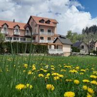 Bed and Breakfast Konoba Jure, hotel in Krasno Polje