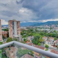 High Floor Vista Apartment Poblado Aguacatala 8
