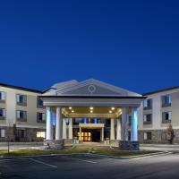 Holiday Inn Express Airport East, an IHG Hotel, hotel near Salt Lake City International Airport - SLC, Salt Lake City