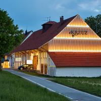 Hotel-Landgasthof KREUZ, Hotel in Bad Waldsee