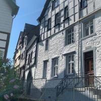 Manoir -1654- historisch schlafen in Monschaus Altstadt