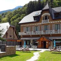 Auberge La Douce Montagne、アルモンのホテル