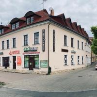 Guesthouse Zlatý Hrozen, отель в городе Ческа-Липа