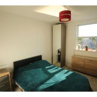 Luxury Town centre 2bed/bath Apartment