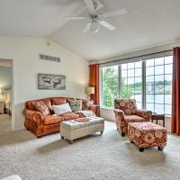 Waterfront Townhome with Dock and Lake Views!