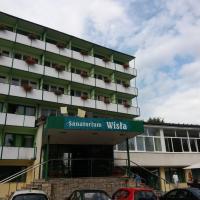 Sanatorium Wisła, hotel in Iwonicz-Zdrój