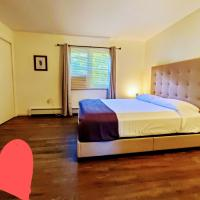 Private NEW Sterile 1-Bedroom Suite Options with Wi-Fi
