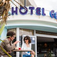 Hôtel Restaurant Gédéon, hotel in Carnon-Plage