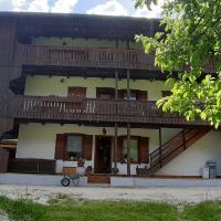 Villa Panorama, hotell i Borca di Cadore