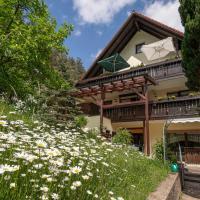 Haus Wiesenttal, hotel di Waischenfeld