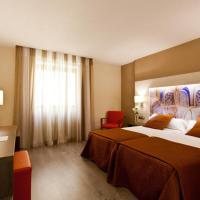 Hotel Porcel Sabica, hotel en Granada