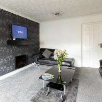 Contemporary & Stylish House, Parking, Free Wifi, Close to Uni and M1 motorway - Ask for contractor rates!