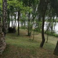 Domek Nad Jeziorem Wojnowskim 1, hotel near Zielona Gora/Babimost Airport - IEG, Nowe Kramsko