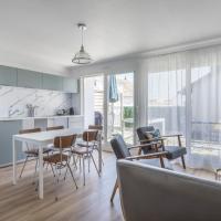 Élégant appartement pour 6 personnes à quelques pas de la plage
