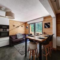 MAGNIFIQUE APPARTEMENT REFAIT à NEUF - CALME - 2 Chambres - 6 Personnes - Vue Montagne GRAND CERF 65