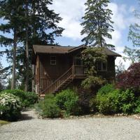 Secret Cove Cottage Suites, hotel em Halfmoon Bay
