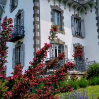 La Maison Normande: Saint-Cirgues-de-Jordanne şehrinde bir otel