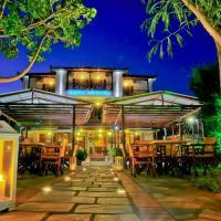 Pegasus Hotel & Coastal Cafe, ξενοδοχείο στα Καλά Νερά