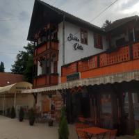VILA SZOKE SOVATA, hotel in Sovata