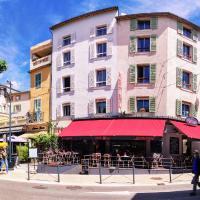 La Victoire Boutique Hotel、ヴァンスのホテル