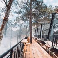 Mountain Lodge Homestay Măng Đen, khách sạn ở Kon Tum