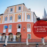 Hotel Casa Luxemburg, hotel in Sibiu