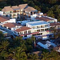 Hotel Rockaway, hotel in Puerto Escondido
