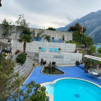 Beaulac Penthouse, hotel in Brienz