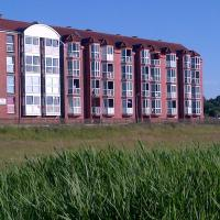 Haus Horizont Fewo Nr 21, Hotel in Cuxhaven