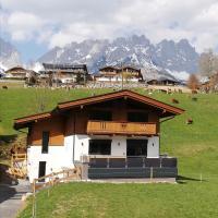 """Alpenchalet """"DAHOAM"""""""