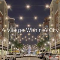 Urban & Modern Living Style w/Smart Neighborhood