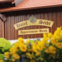 Hotel Seidl, Hotel in Straßlach-Dingharting