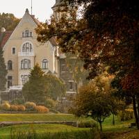 Hotel Bursztynowy Pałac – hotel w Koszalinie