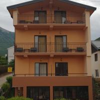 Villa Geros, hotel em Trpejca