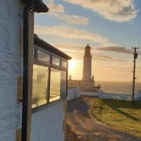 Corsewall Lighthouse Keepers Cottages