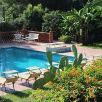 Villa delle Palme, hotell i Aci Trezza