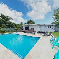 New Listing! Luxe Retreat with Pool in Lush Backyard home