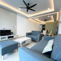 SWEET Home 6pax C180 Landmark I Balakong MRT UTAR, hotel in Cheras