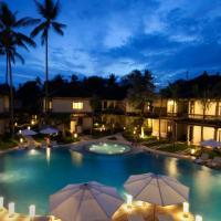 Grand Whiz Hotel Nusa Dua Bali, отель в Нуса-Дуа