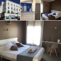 Crystal Hotel, hôtel à Royan