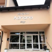 Penzion Adriana, hotel v Novom Meste nad Váhom
